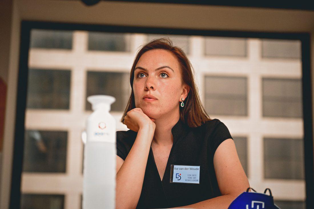 Ilse van der Woude