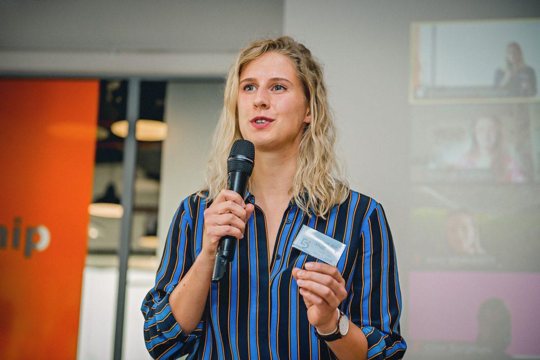 Sophie van der Vlugt